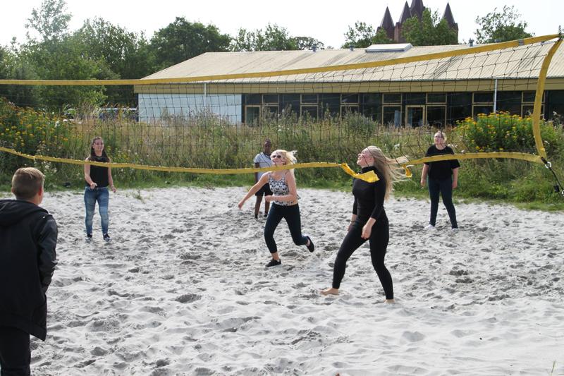 intro forløb volley