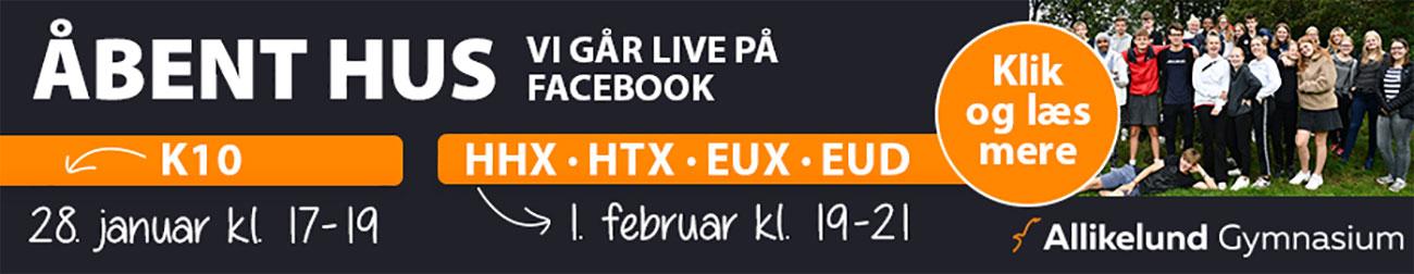 Åbent Hus | HHX | HTX | EUX | EUD | 10. klasse